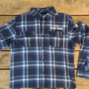 Flannel Shirt S-M-L-XXL